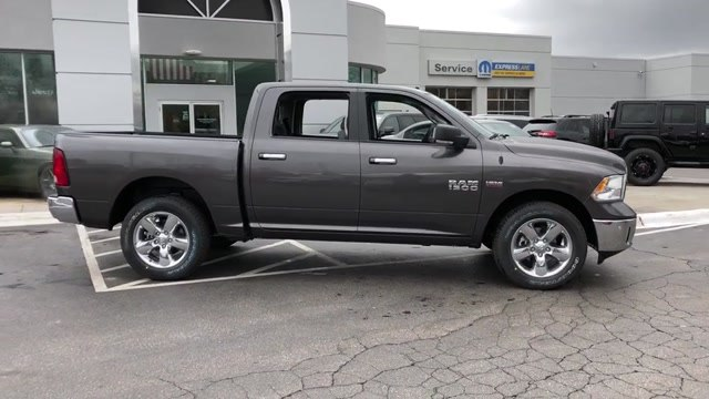2018 Ram 1500 Crew Cab 4x4,  Pickup #180803 - photo 4