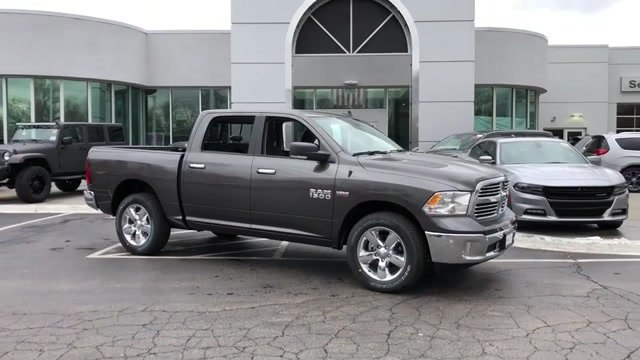 2018 Ram 1500 Crew Cab 4x4,  Pickup #180803 - photo 40