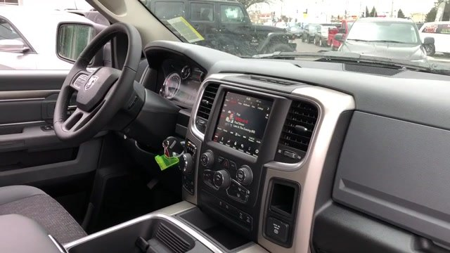 2018 Ram 1500 Crew Cab 4x4,  Pickup #180803 - photo 8