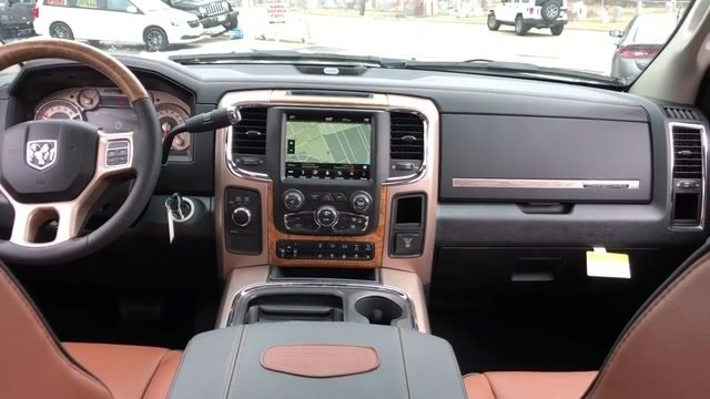 2018 Ram 2500 Crew Cab 4x4,  Pickup #180811 - photo 20