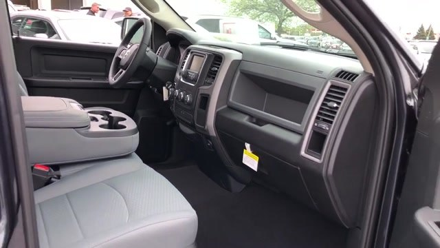2018 Ram 1500 Quad Cab 4x4, Pickup #180904 - photo 11
