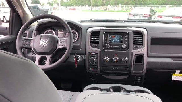 2018 Ram 1500 Quad Cab 4x4, Pickup #180904 - photo 21