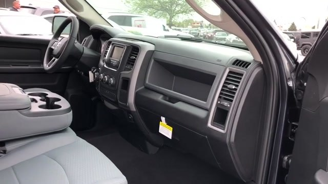 2018 Ram 1500 Quad Cab 4x4, Pickup #180904 - photo 9