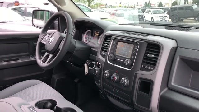 2018 Ram 1500 Quad Cab 4x4, Pickup #180904 - photo 10