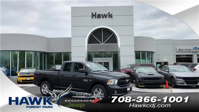 2018 Ram 1500 Quad Cab 4x4, Pickup #180904 - photo 1