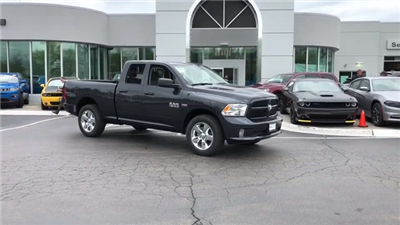 2018 Ram 1500 Quad Cab 4x4, Pickup #180904 - photo 3