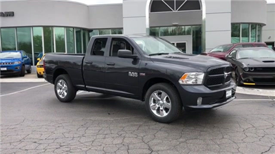 2018 Ram 1500 Quad Cab 4x4, Pickup #180904 - photo 4