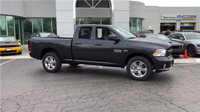 2018 Ram 1500 Quad Cab 4x4, Pickup #180904 - photo 5