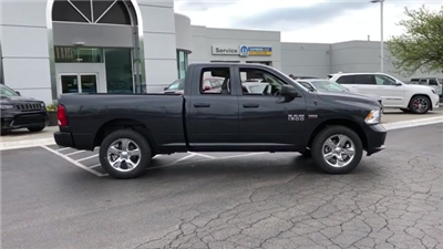 2018 Ram 1500 Quad Cab 4x4, Pickup #180904 - photo 6