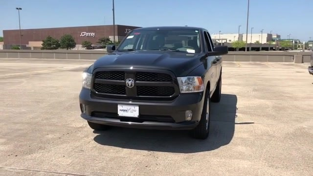 2018 Ram 1500 Quad Cab 4x4,  Pickup #180914 - photo 38