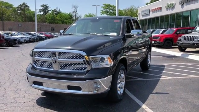 2018 Ram 1500 Crew Cab 4x4,  Pickup #180948 - photo 37