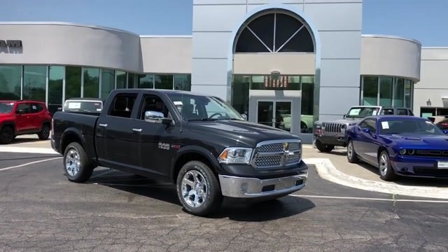 2018 Ram 1500 Crew Cab 4x4,  Pickup #180948 - photo 40