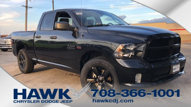 2018 Ram 1500 Quad Cab 4x4,  Pickup #181088 - photo 1