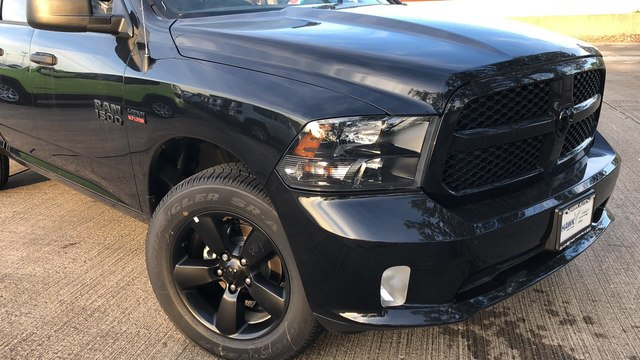 2018 Ram 1500 Quad Cab 4x4,  Pickup #181088 - photo 3