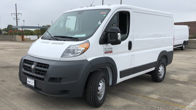 2018 ProMaster 1500 Standard Roof FWD,  Empty Cargo Van #181116 - photo 4