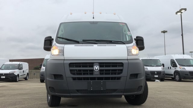 2018 ProMaster 3500 High Roof FWD,  Empty Cargo Van #181254 - photo 3