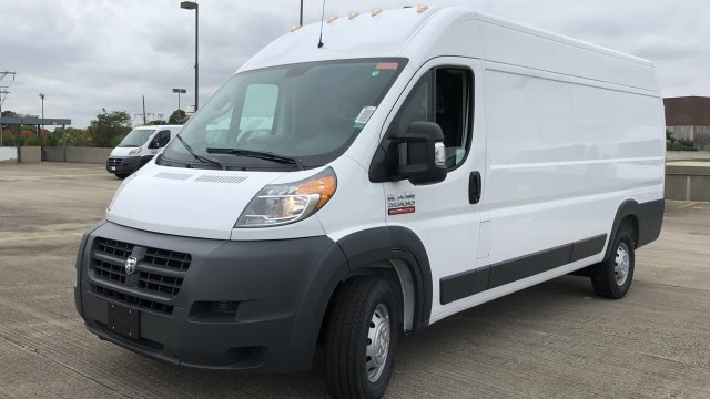 2018 ProMaster 3500 High Roof FWD,  Empty Cargo Van #181254 - photo 4
