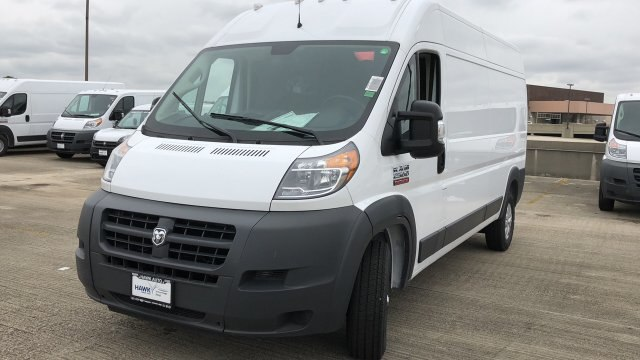 2018 ProMaster 2500 High Roof FWD,  Empty Cargo Van #181267 - photo 4