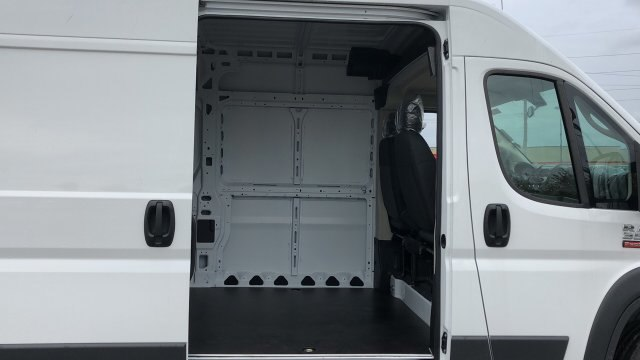 2018 ProMaster 3500 High Roof FWD,  Empty Cargo Van #181336 - photo 12