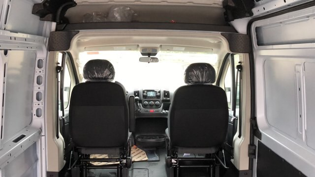 2018 ProMaster 3500 High Roof FWD,  Empty Cargo Van #181336 - photo 14