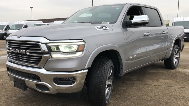 2019 Ram 1500 Crew Cab 4x4,  Pickup #190023 - photo 5