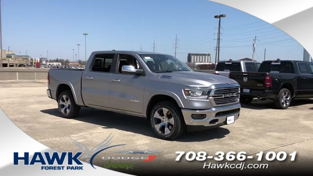 2019 Ram 1500 Crew Cab 4x4, Pickup #190024 - photo 1