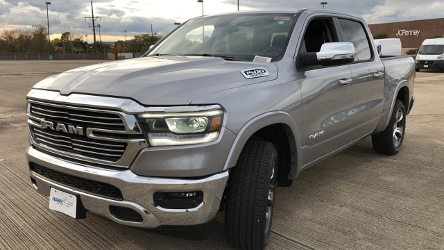 2019 Ram 1500 Crew Cab 4x4,  Pickup #190027 - photo 4