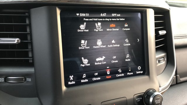 2019 Ram 1500 Crew Cab 4x4,  Pickup #190027 - photo 22