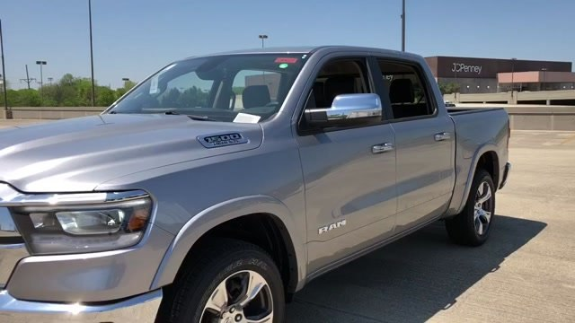 2019 Ram 1500 Crew Cab 4x4,  Pickup #190027 - photo 37