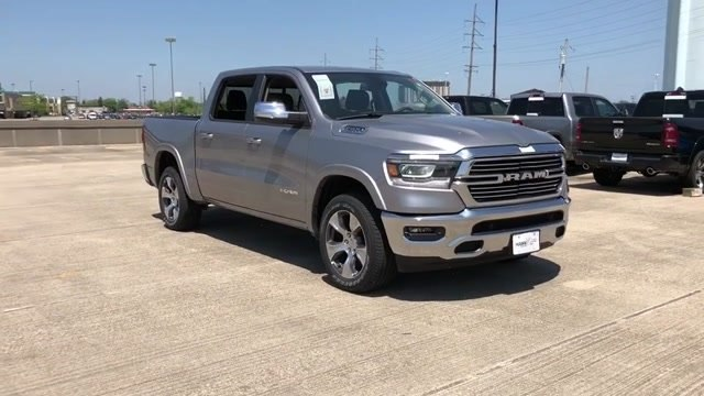 2019 Ram 1500 Crew Cab 4x4,  Pickup #190027 - photo 40