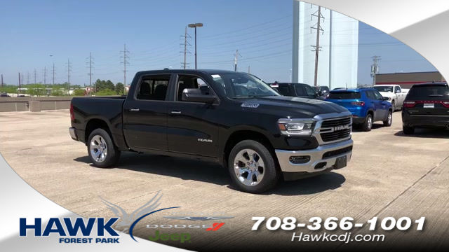 2019 Ram 1500 Crew Cab 4x4, Pickup #190028 - photo 1