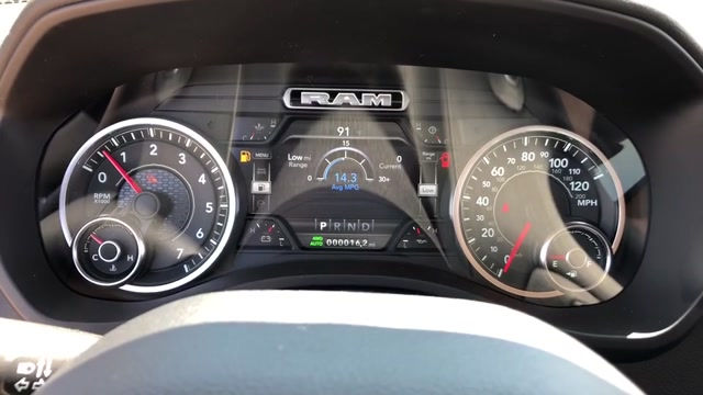 2019 Ram 1500 Crew Cab 4x4, Pickup #190028 - photo 27