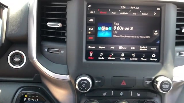 2019 Ram 1500 Crew Cab 4x4, Pickup #190028 - photo 28