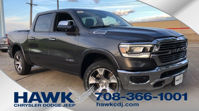 2019 Ram 1500 Crew Cab 4x4,  Pickup #190029 - photo 1