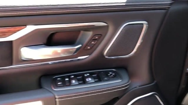 2019 Ram 1500 Crew Cab 4x4,  Pickup #190029 - photo 35