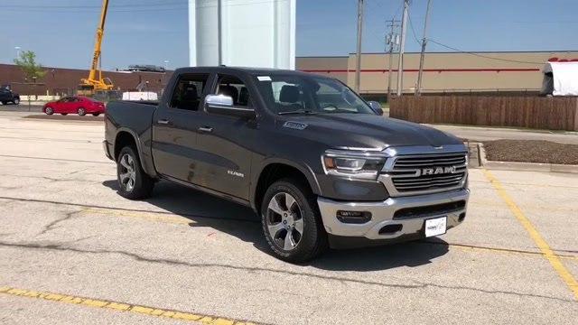 2019 Ram 1500 Crew Cab 4x4,  Pickup #190029 - photo 40