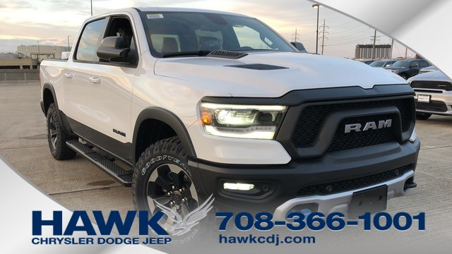 2019 Ram 1500 Crew Cab 4x4,  Pickup #190226 - photo 1