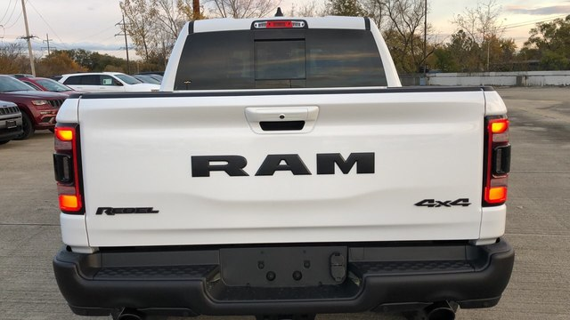 2019 Ram 1500 Crew Cab 4x4,  Pickup #190226 - photo 7