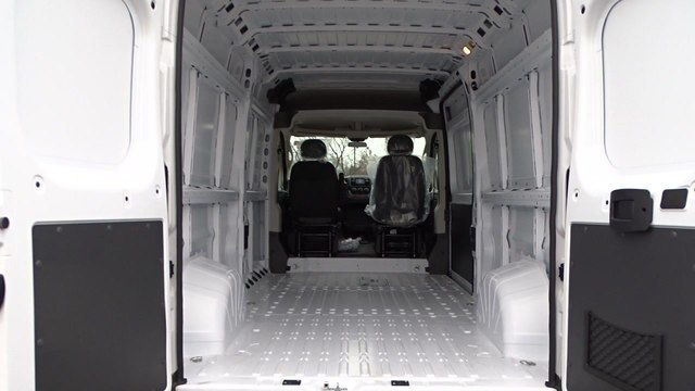 2019 ProMaster 2500 High Roof FWD,  Empty Cargo Van #190336 - photo 2