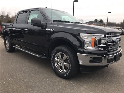 2018 F-150 SuperCrew Cab 4x4,  Pickup #45384 - photo 3