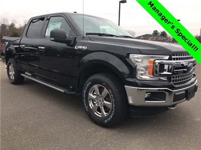 2018 F-150 SuperCrew Cab 4x4,  Pickup #45384 - photo 1