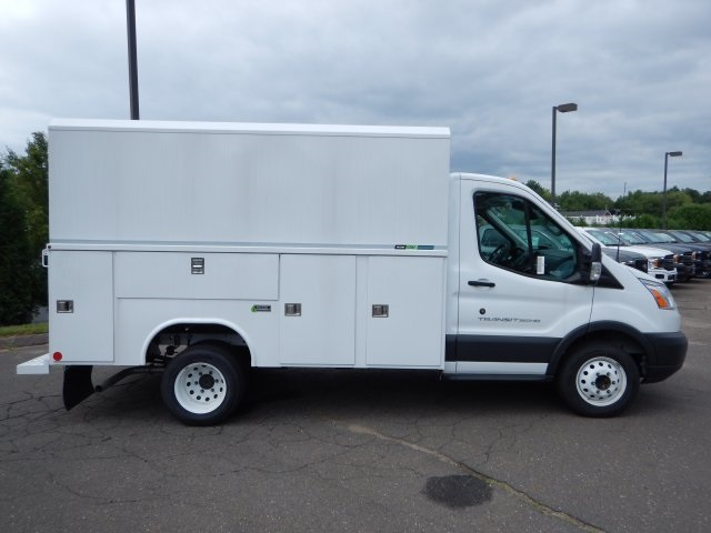 2018 Transit 350 HD DRW 4x2,  Service Utility Van #45588 - photo 4