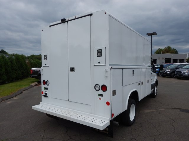 2018 Transit 350 HD DRW 4x2,  Service Utility Van #45588 - photo 2