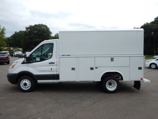 2018 Transit 350 HD DRW 4x2,  Service Utility Van #45588 - photo 7
