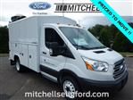 2018 Transit 350 HD DRW 4x2,  Service Utility Van #45588 - photo 1