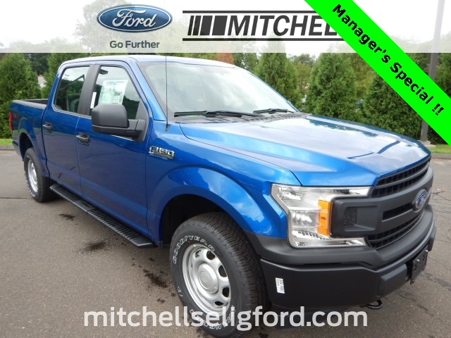 2018 F-150 SuperCrew Cab 4x4,  Pickup #45636 - photo 1