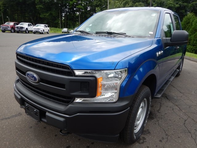2018 F-150 SuperCrew Cab 4x4,  Pickup #45636 - photo 8