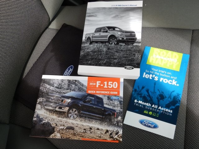 2018 F-150 SuperCrew Cab 4x4,  Pickup #45636 - photo 38