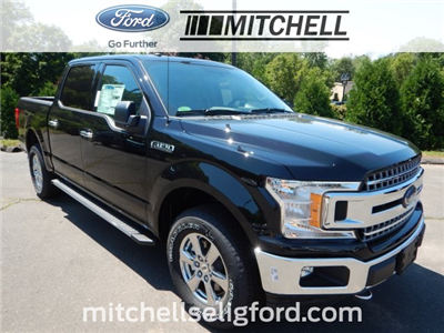 2018 F-150 SuperCrew Cab 4x4,  Pickup #45744 - photo 1