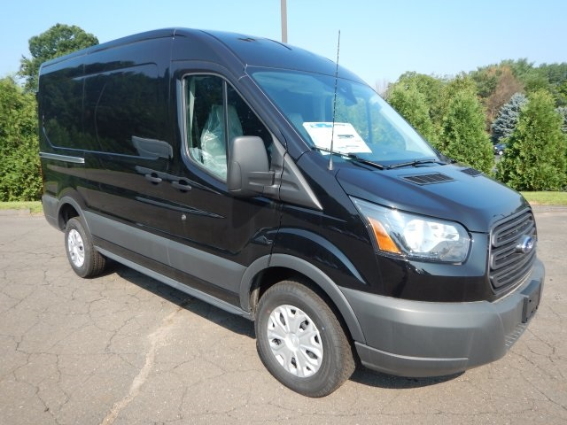 2018 Transit 250 Med Roof 4x2,  Empty Cargo Van #45762 - photo 3